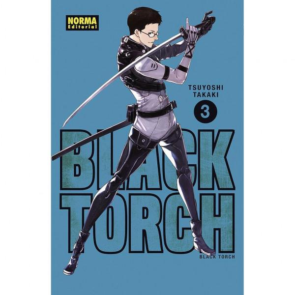 BLACK TORCH 03