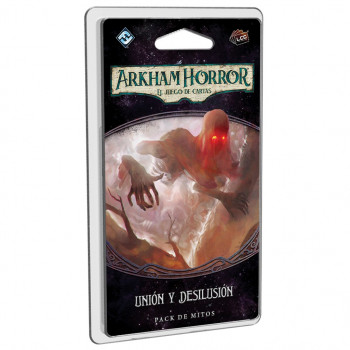 UNION Y DESILUSION / EL CIRCULO ROTO: EXPANSION ARKHAM HORROR - JUEGO DE CARTAS