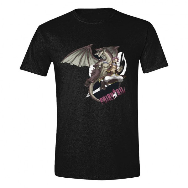 CAMISETA TALLA L. THE FOUR. FAIRY TAIL