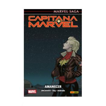 CAPITANA MARVEL 02: AMANECER (MARVEL SAGA 85)