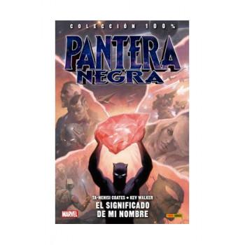 PANTERA NEGRA 02. EL SIGNIFICADO DE MI NOMBRE