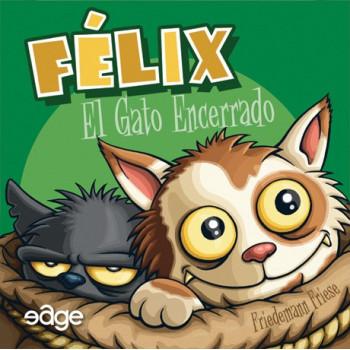 FELIX EL GATO ENCERRADO...