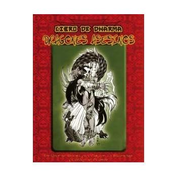 VAMPIRO LA MASCARADA - LIBRO DE DHARMA DRAGONES ASESINOS