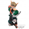 ESTATUA KATSUKI BAKUGOU THE AMAZING HEROES PVC 16 cm. MY HERO ACADEMIA