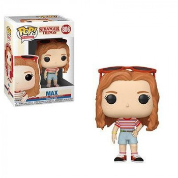 FUNKO POP! 806 MAX (MALL OUTFIT). STRANGER THINGS