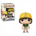 FUNKO POP! 804 DUSTIN (AT CAMP). STRANGER THINGS