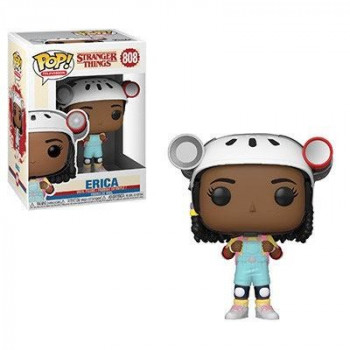 FUNKO POP! 808 ERICA. STRANGER THINGS