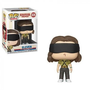 FUNKO POP! 826 ELEVEN (BATTLE). STRANGER THINGS