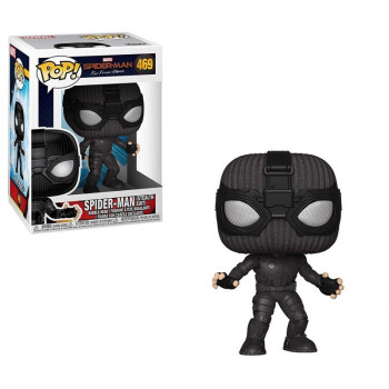 FUNKO POP! 469 SPIDERMAN (STEALTH SUIT). SPIDERMAN FAR FROM HOME