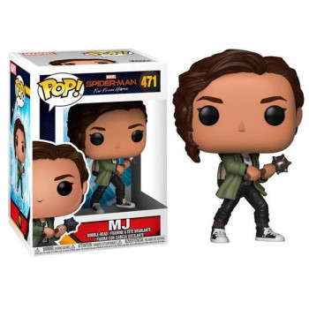 FUNKO POP! 471 MJ. SPIDERMAN FAR FROM HOME