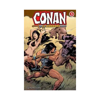 CONAN EL BARBARO 05 (INTEGRAL)