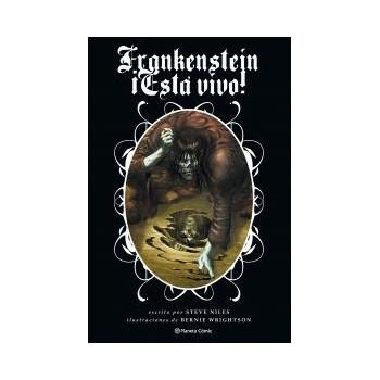 FRANKENSTEIN ¡ESTA VIVO!