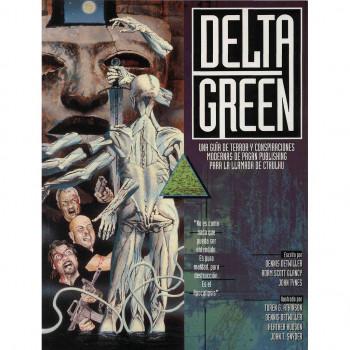 PACK DELTA GREEN - JUEGO DE ROL: MANUAL BASICO + AVENTURAS