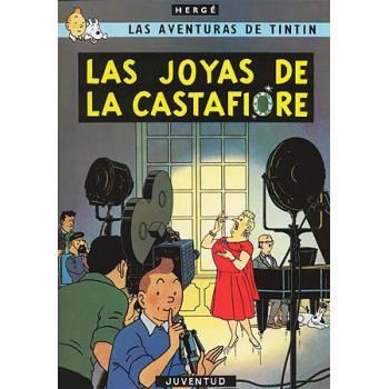 TINTIN - LAS JOYAS DE LA...