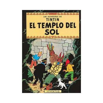 TINTIN - EL TEMPLO DEL SOL...
