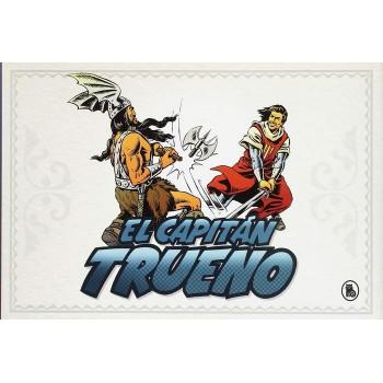 EL CAPITAN TRUENO FACSIMIL...