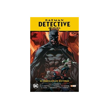 BATMAN: DETECTIVE COMICS...