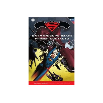 BATMAN Y SUPERMAN - COLECCION NOVELAS GRFICAS 65: BATMAN/SUPERMAN: PRIMER CONTACTO