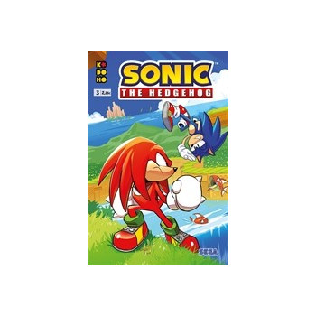 SONIC THE HEDGEHOG 03