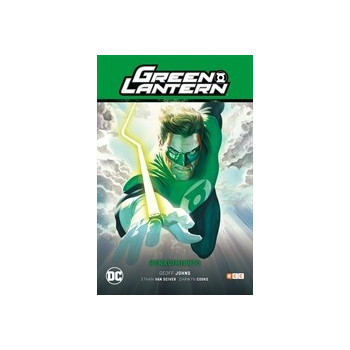 GREEN LANTERN 01: RENACIMIENTO