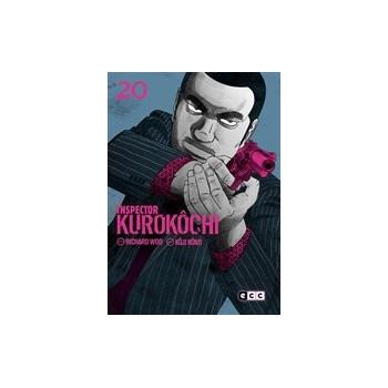 INSPECTOR KUROKÔCHI 20