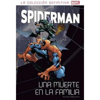 LA COLECCION DEFINITIVA DE SPIDERMAN 37 UN MUERTE EN LA FAMILIA