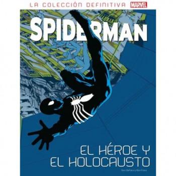 LA COLECCION DEFINITIVA DE SPIDERMAN 34  EL HEROE Y EL HOLOCAUSTO