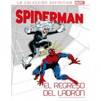 LA COLECCION DEFINITIVA DE SPIDERMAN 36 EL REGRESO DEL LADRON