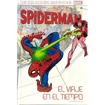 LA COLECCION DEFINITIVA DE SPIDERMAN 32 EL VIAJE EN EL TIEMPO