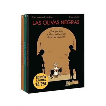 COFRE LAS OLIVAS NEGRAS