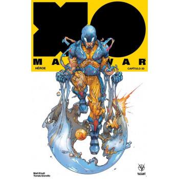 X-O MANOWAR 23