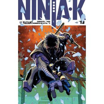 NINJA-K 13