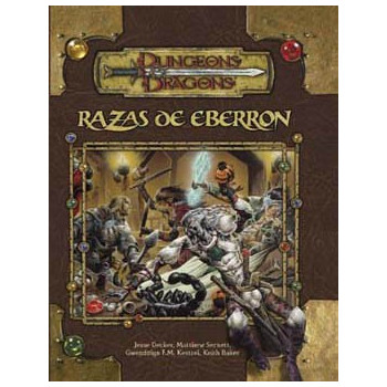 DUNGEONS & DRAGONS - RAZAS...