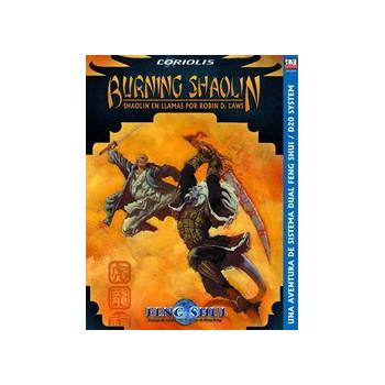 FENG SHUI - BURNING SHAOLIN