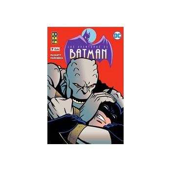 LAS AVENTURAS DE BATMAN 07