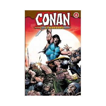 CONAN EL BARBARO 06 (INTEGRAL)