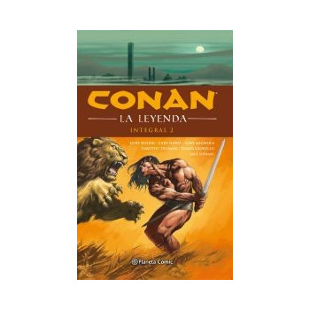 CONAN LA LEYENDA (INTEGRAL) 02
