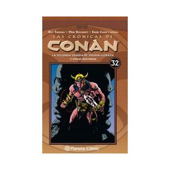 CRONICAS DE CONAN 32