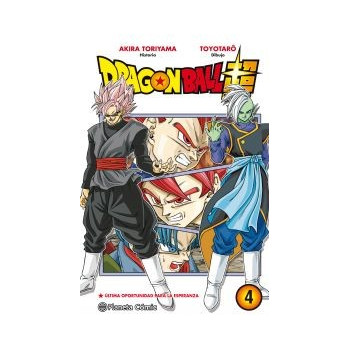 DRAGON BALL SUPER 04