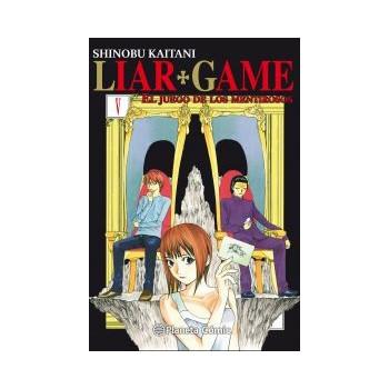 LIAR GAME 05 (NUEVA EDICION)