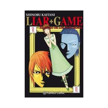 LIAR GAME 06 (NUEVA EDICION)