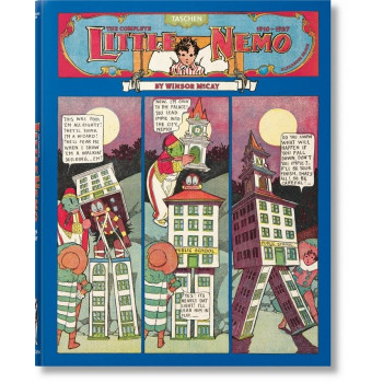 LITTLE NEMO 1910-1927 (INGLÉS)