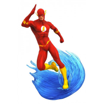 ESTATUA THE FLASH DIAMOND SELECT 23 cm. DC COMICS
