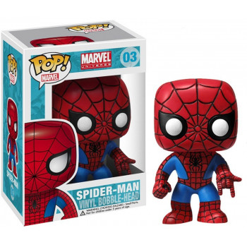 FUNKO POP! 03 SPIDERMAN....