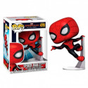 FUNKO POP! 470 SPIDERMAN (UPGRADED SUIT). SPIDERMAN FAR FROM HOME
