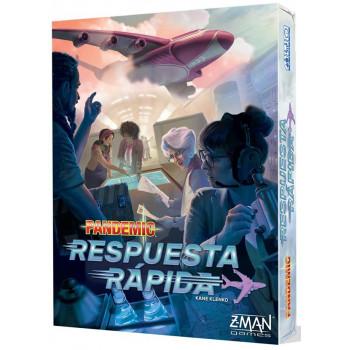 PANDEMIC - RESPUESTA RAPIDA