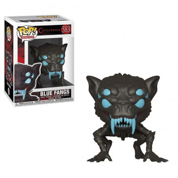 FUNKO POP! 583 BLUE FANGS....
