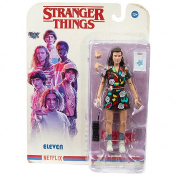 FIGURA ELEVEN (SEASON 3) 15 cm. STRANGER THINGS