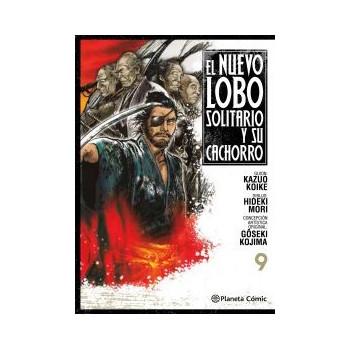 NUEVO LOBO SOLITARIO Y SU CACHORRO 09