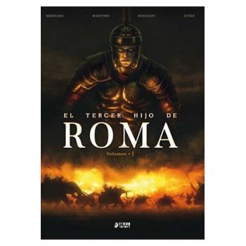 EL TERCER HIJO DE ROMA: VOLUMEN 01